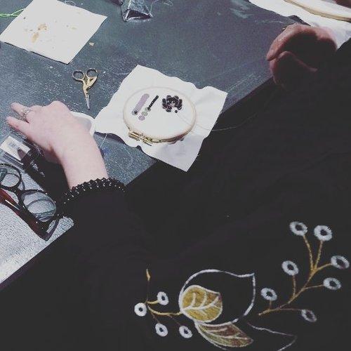 Chloe Patience Workshop
