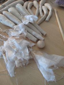 Pale Rook Doll Workshop