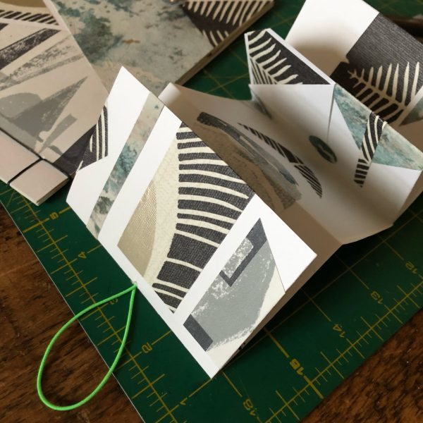 Bookbinding With Cass