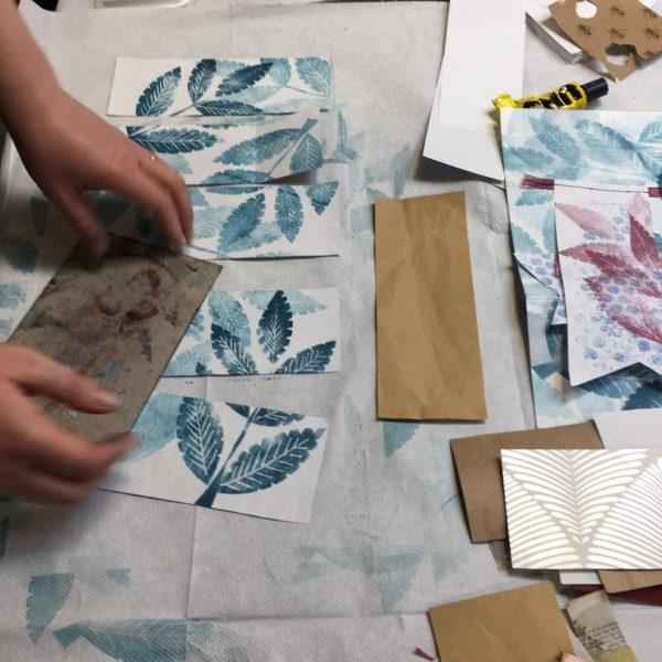 Printmaking Workshop Scotland